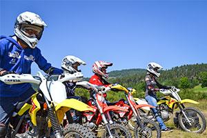 Séjour Moto et multi-activités Tir à l'arc