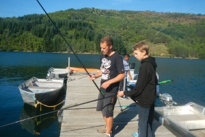 Séjour Pêche Tir à l'arc